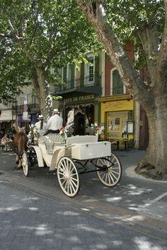 Travel Inspiration for France - Isle-sur-la-Sorgue, Provence