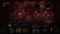 game art darkest dungeon - Google Search