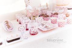 Pink princess sweet table // dessert table Pink Princess, Princess Party, Dessert Table, Sweet, Desserts, Candy, Tailgate Desserts, Deserts, Dessert