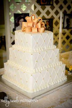 - 50th Wedding Anniversary Cake