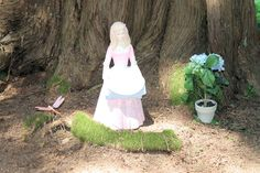 """Photo 23 of 79: Fairy / Birthday """"Morgans Enchanted Wonderland Tea Party"""" 