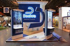 Exhibition Stand BSAVA 2014