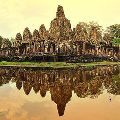 Cambodia Travel Guide: Grand Tour of Asia : Condé Nast Traveler