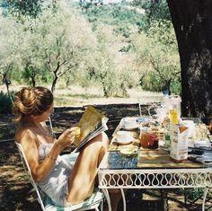 European Summer, Italian Summer, French Summer, Summer Feeling, Summer Vibes, Summer Things, Book And Coffee, My Little Beauty, Summer Dream