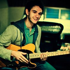 If you don't think Zedd is the cutest man alive, well, you're wrong.