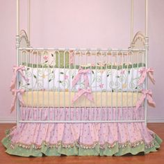 Analia Baby Bedding
