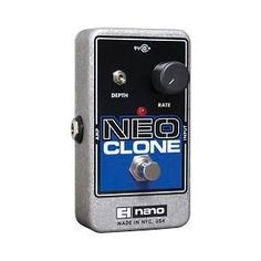 Amazon.com: Electro-Harmonix Neo Clone Analog Chorus: Musical Instruments