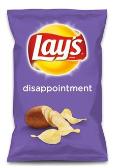 Lol! Made-up Lays potato chip flavors.