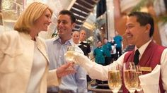 Champagne - Avoya Travel Article: 'Editor's Pick: Last Chance Luxury Cruises for 2013'