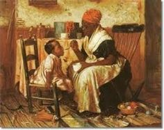 """This African-American art print is entitled """"Love Song"""" by Annie Lee. Description from pinterest.com. I searched for this on bing.com/images"""