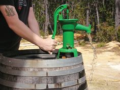 Rain Water Harvesting On Pinterest Water Collection