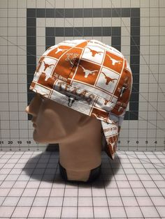 Welding Cap Size L 7 3/8 University Of Texas Longhorns  | Clothing, Shoes & Accessories, Unisex Clothing, Shoes & Accs, Unisex Accessories | eBay!