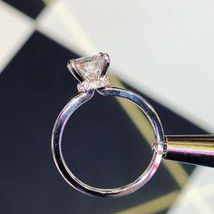 This Diamond Wedding Ring Set White Gold Engagement Ring Calla Lily Flower Bridal Set Rings is just one of the custom, handmade pieces you'll find in our engagement rings shops. Gold Engagement Rings, Diamond Wedding Rings, Engagement Ring Settings, Halo Engagement, Halo Diamond, Diamond Rings, Wedding Bands, Moissanite Diamonds, Morganite Ring