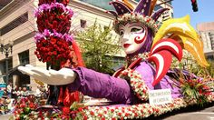Portland Rose Festival was named the 2011 'Best Festival in the World' by the International Festivals & Events Association