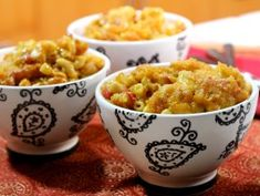 this sounds so delicious! i have to make it! Macaroni and Cheese, Indian-Style from CookingChannelTV.com