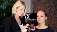 Check it out...  The first instalment in our series of how-to videos – Pro Tips - Exotic Angel!  We show you how to create a sophisticated and mysterious winter look.