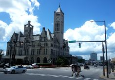 Falling in love with Nashville   Union Station Hotel