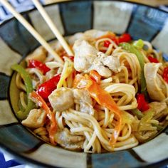Lo Mein, Chow Chow, Chia Seeds, Allrecipes, Spaghetti, Ethnic Recipes, Fitness, Food, Diet