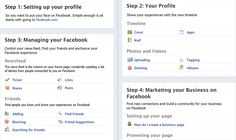 Getting around a social media site is not always easy. For some users, it's a matter of getting used to social media. Social Web, Social Media Site, Social Networks, Facebook Marketing Strategy, Social Media Marketing, Digital Marketing, Social Media Cheat Sheet, More Followers On Instagram, Cheat Sheets