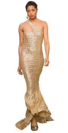 Celine Gown by ARIELLA @girlmeetsdress