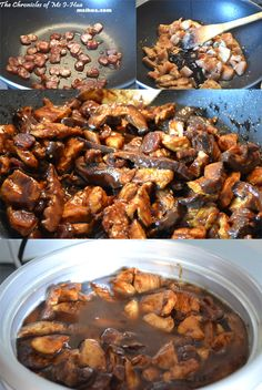Revisit: Claypot Chicken Rice with a Rice Cooker Recipe