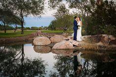 Trilogy at Vistancia Weddings | Arizona Wedding Venue | Reflection | Cyndi Hardy Photography | www.weddingsatvistancia.com