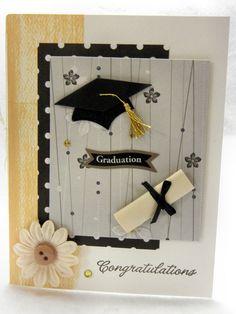 graduation homemade cards - Google Search