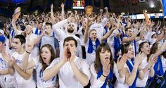 UBuffalo Student Section