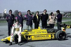 "Manfred Winkelhock - March 802 BMW - ICI / DVF Racing Team (March Engineering) - XXIV B.A.R.C. ""200"" 1980 - P & O Ferries Formula 2 International - IX Jochen Rindt Trophy - European F2 Championship, Round 1 - © Sutton Motorsport Images"