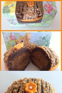 6-Recess Peanut Butter Cake Egg Bite