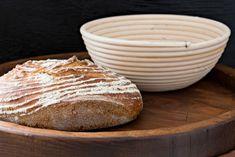 Základná výbava ku pečeniu kváskového chleba Dairy, Bread, Cheese, Food, Brot, Essen, Baking, Meals, Breads