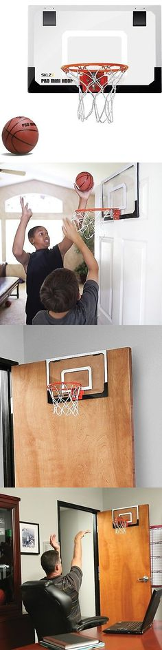 Backboard Systems 21196: Door Mount Pro Mini Playground Basketball Board Hoop Play Ball Game Rim Hoop -> BUY IT NOW ONLY: $32.83 on eBay!
