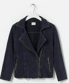 ZARA kurtka, bluza ramoneska 'suwaki' 164 13,14lat