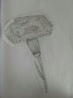 Ich hab das mit 13 Jahren gemalt