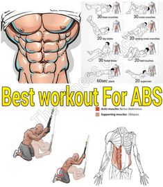 Burn fat and get a ripped core with Legal Clenbuterol alternative that has no side effects Best Ab Workout, Workout Videos, Fun Workouts, At Home Workouts, Ab Roller, Best Abs, Gym Training, No Equipment Workout, Bodybuilding