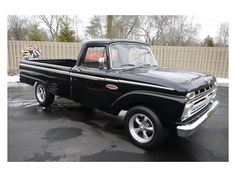 Ford : F-100 1965 Ford Custom Cab 100 Pickup Only - http://www.legendaryfinds.com/ford-f-100-1965-ford-custom-cab-100-pickup-only/