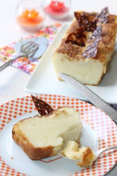 Lemon Cuajada - My Little Gourmet Biscuits and Other Delights - Recettes Biscuits, Plum Cake, Time To Eat, Healthy Desserts, Mousse, Cupcake Cakes, Panna Cotta, Cheesecake, Deserts