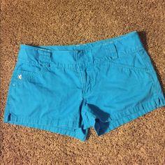 Blue shorts Blues shorts. Great for summer! Express Shorts