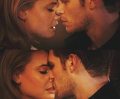 klaus and camille RIP- Cami