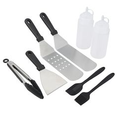 Herramientas De Barbacoa Bbq Tools Barbecue Set Grill Accessories Grilling Tool - Reality Worlds Tactical Gear Dark Art Relationship Goals Teppanyaki, Barbacoa, Stainless Steel Bbq Grill, Electric Bbq, Griddle Grill, Bbq Tool Set, Food Clips, Cooking Utensils Set, Kitchen Utensils