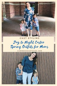 CH2T Styling: Day to Night Easter Spring Outfits for Moms  @shoppinkblush #ad #shoppinkblush #prettyinpinkblush #easter #easteroutfit #pinkblush #springoutfits #momstyle