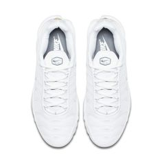 size 40 2722b f112b Nike Air Max Plus Men s Shoe - White