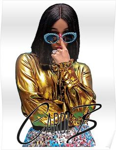 Download 720x1280 wallpaper Cardi B, American rapper
