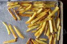 oven fries | smitten kitchen