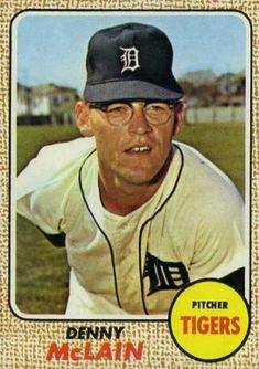 86 Best 1968 Topps Baseball Cards Images In 2017 Baseball
