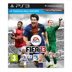 Game Fifa 2013 PS3 ELETRONIC ARTS. R$158