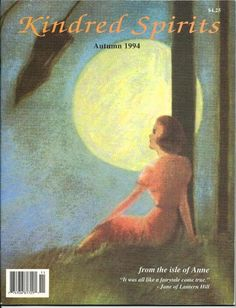 Kindred Spirits Magazines from the 1990s