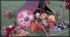 Homepage: Comitatus is Britain's leading Late Roman re-enactment group helping to set a new standard in historical authenticity. Putting on highly professional events across the country, the group is able to bring to an event a complete living history presentation demonstrating the life and skills of the Late Roman army, including infantry, cavalry, artillery, archery, gladiators, hunting and everyday life.