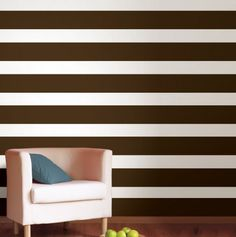 Stripes-  Wall Decals