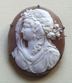 CAMEO APPEARANCE on Pinterest | Cameo Ring, Cameo Necklace and ...